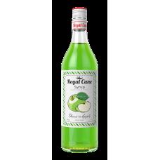 Сироп Royal Cane Зелёное яблоко, 1 л