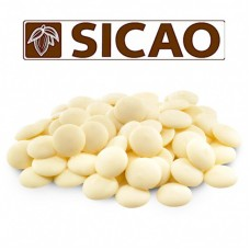 Шоколад белый 28%, Sicao (Россия)