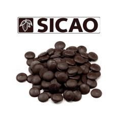 Шоколад горький 70,1%, Sicao (Россия), 100 гр