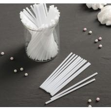 Набор палочек-трубочек для кондитерских изделий 80 шт, длина 10 см