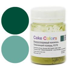 """Водорастворимый краситель Cake Colors """"Сверкающий изумруд"""", R170"""